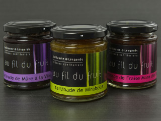 Tartinades Au fil du fruit