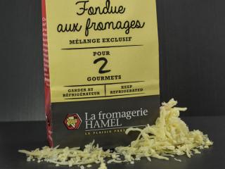 Fondue aux fromages Le Pic