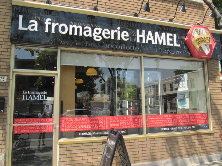 Boutique à Ahuntsic-Cartierville