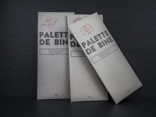 Chocolats Palette de bine